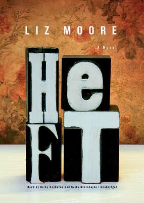 [CD] Heft By Moore, Liz/ Szarabajka, Keith (NRT)/ Heyborne, Kirby (NRT)